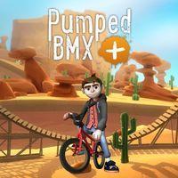 Portada oficial de Pumped BMX + PSN para PS3