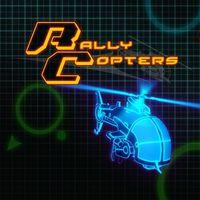 Portada oficial de Rally Copters para PS4