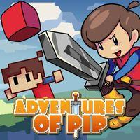 Portada oficial de Adventures of Pip para PS4
