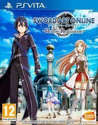 Portada oficial de Sword Art Online: Hollow Realization para PSVITA