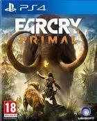 Portada oficial de Far Cry Primal para PS4
