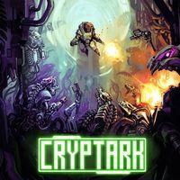 Portada oficial de Cryptark para PS4