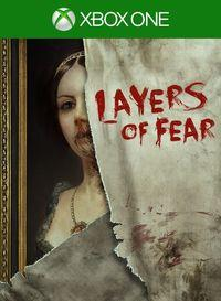 Portada oficial de Layers of Fear para Xbox One