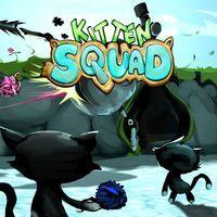 Portada oficial de Kitten Squad para PS4