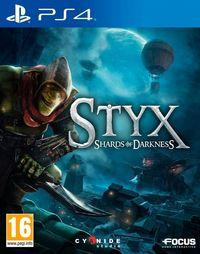 Portada oficial de Styx: Shards of Darkness para PS4