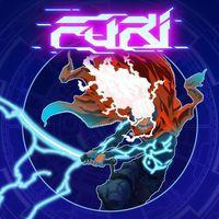 Portada oficial de Furi para PS4
