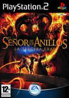 Portada oficial de El Se�or de los Anillos: La Tercera Edad para PS2
