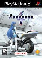 Portada oficial de Xenosaga para PS2
