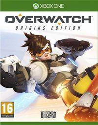Portada oficial de Overwatch para Xbox One