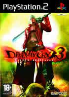 Portada oficial de Devil May Cry 3: Dante's Awakening para PS2