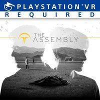 Portada oficial de The Assembly para PS4