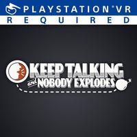 Portada oficial de Keep Talking and Nobody Explodes para PS4