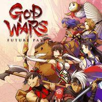 Portada oficial de God Wars: Future Past para PS4