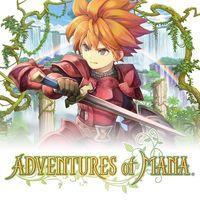 Portada oficial de Adventures of Mana para PSVITA