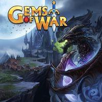 Portada oficial de Gems of War para PS4