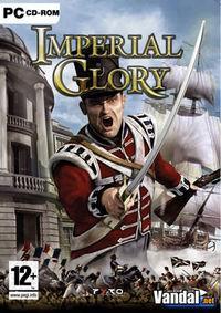 Portada oficial de Imperial Glory para PC