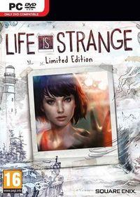 Portada oficial de Life is Strange: Limited Edition para PC