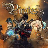 Portada oficial de Pirates: Treasure Hunters para PS4