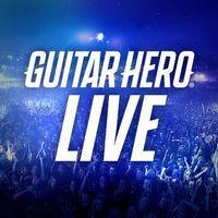 Portada oficial de Guitar Hero Live para iPhone
