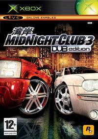 Portada oficial de Midnight Club 3 : DUB Edition para Xbox