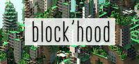 Portada oficial de Block'hood para PC