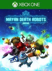 Portada oficial de Mayan Death Robots: Arena para Xbox One