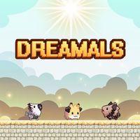 Portada oficial de Dreamals para PS4