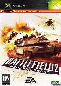 Portada oficial de Battlefield 2 Modern Combat para Xbox