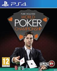 Portada oficial de Pure Hold'em World Poker Championship para PS4