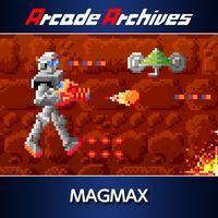 Portada oficial de Arcade Archives MAGMAX para PS4