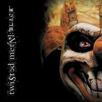 Portada oficial de Twisted Metal: Black para PS4