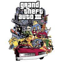 Portada oficial de Grand Theft Auto III para PS4