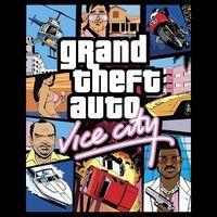 Portada oficial de Grand Theft Auto: Vice City para PS4