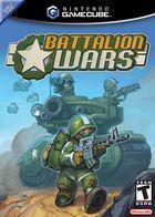 Portada oficial de Battalion Wars para GameCube