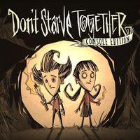 Portada oficial de Don't Starve Together: Console Edition para PS4