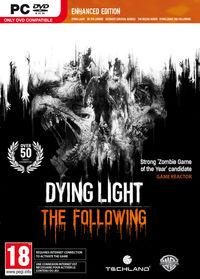 Portada oficial de Dying Light: The Following - Enhanced Edition para PC
