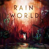 Portada oficial de Rain World para PS4