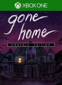 Portada oficial de Gone Home para Xbox One
