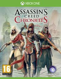 Portada oficial de Assassin's Creed Chronicles para Xbox One