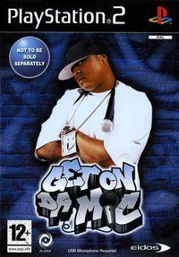 Portada oficial de Get On Da Mic para PS2