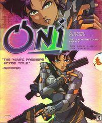 Portada oficial de Oni para PC