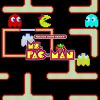 Portada oficial de Arcade Game Series: Ms. Pac-Man para PS4
