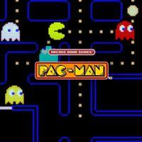 Portada oficial de Arcade Game Series: Pac-Man para PS4