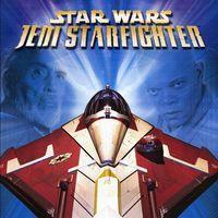Portada oficial de Star Wars: Jedi Starfighter para PS4