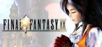 Portada oficial de Final Fantasy IX para PC