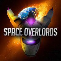 Portada oficial de Space Overlords para PS4