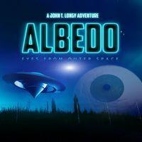 Portada oficial de Albedo: Eyes from Outer Space para PS4