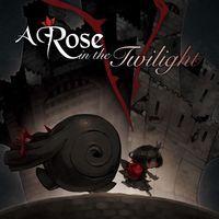 Portada oficial de A Rose in the Twilight PSN para PSVITA