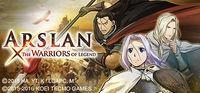 Portada oficial de Arslan: the Warriors of Legend para PC
