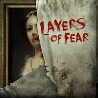 Portada oficial de Layers of Fear para PS4